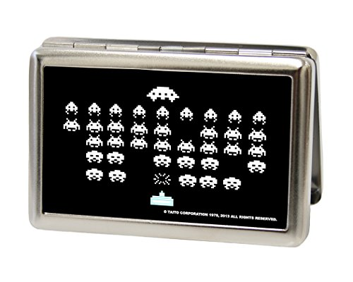 space-invaders-metal-multi-use-wallet-business-card-holder-screen-shot-black-white