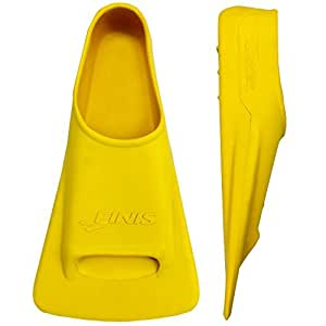 Finis Adult Zoomers Gold - Yellow, Size H by FINIS