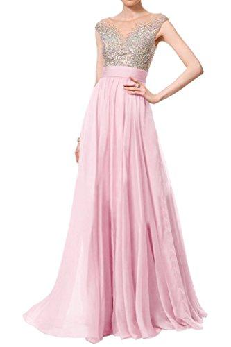 Ivydressing -  Vestito  - linea ad a - Donna Perle Rosa 44