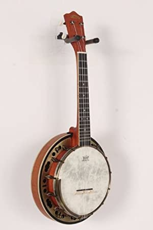 Lanikai Lbu C Concert Size Banjolele With Custom Gig Bag Satin