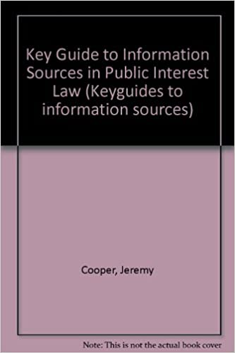information sources in law