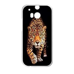 HTC One M8 Phone Case Clouded Leopard MB15120