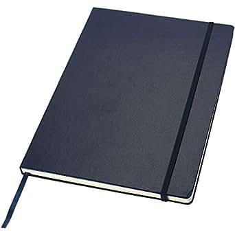 JournalBooks Classic Executive Notebook (UK Size: 29.7 x 21 x 1.5 cm) (Blue)