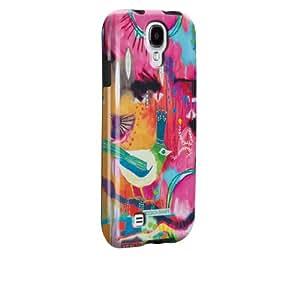 Case-Mate Barely There - Carcasa protectora rígida para Samsung Galaxy S4, diseño de Jessica Swift