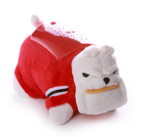 NCAA Georgia Bulldogs Dream Lite Pillow Pet