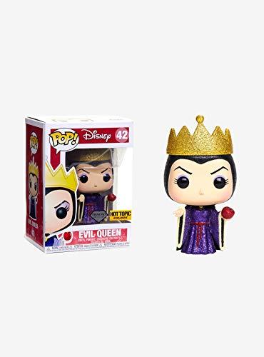 Funko Pop! Disney Diamond Collection Snow White And The Seven Dwarfs Evil Queen Vinyl Figure Exclusive