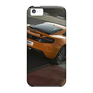 High Quality Shock Absorbing Case For Iphone 5c-mclaren Mp4 12c