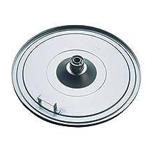 Pump Follower Plate for 400 Lb 55 Gal Drum
