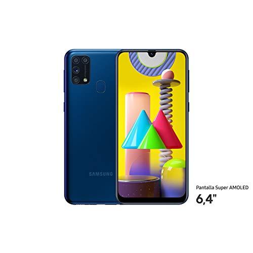 🥇 Samsung Galaxy M31 – Smartphone Dual SIM