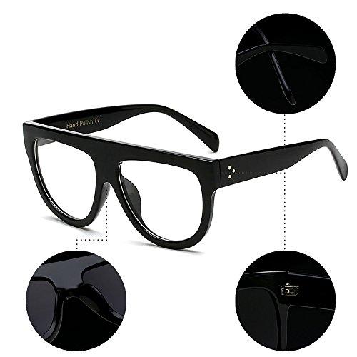sol libre de KINDOYO Hombre al Estilo Gafas Nuevo para UV400 Gafas 07 aire deporte Mujer y Siamese wSSrIWn68