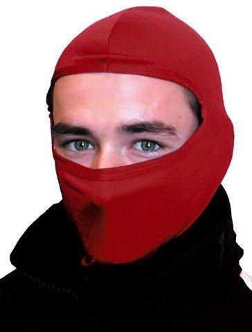 Katahdin Gear Kg Microtherm Balaclava Face Mask - Red Kg01036 by Katahdin Gear