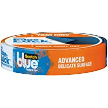 ScotchBlue Painters' Tape, Delicate Surface, .94-Inch by 45-Yard