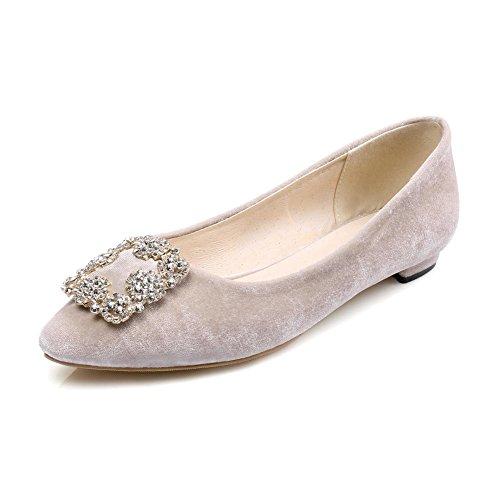Zapatos de moda de primavera/zapatos bajo acentuados poco profundos/zapatos B