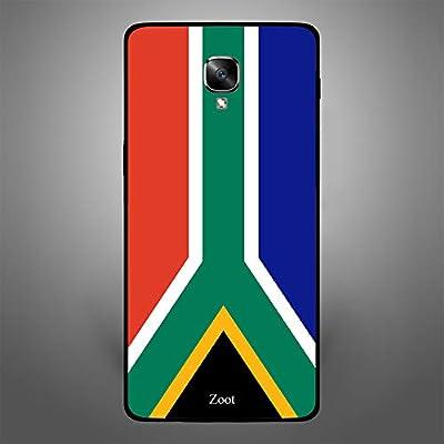 OnePlus 3T South Africa Flag: Amazon com: Pristine-UAE