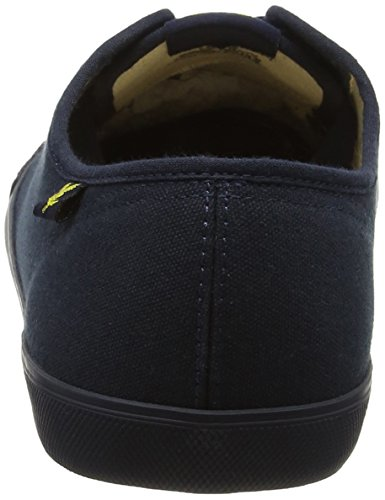 a Canvas Scott 506 Collo Tima Uomo Blu New amp; Lyle Navy Sneaker Basso xftXOw