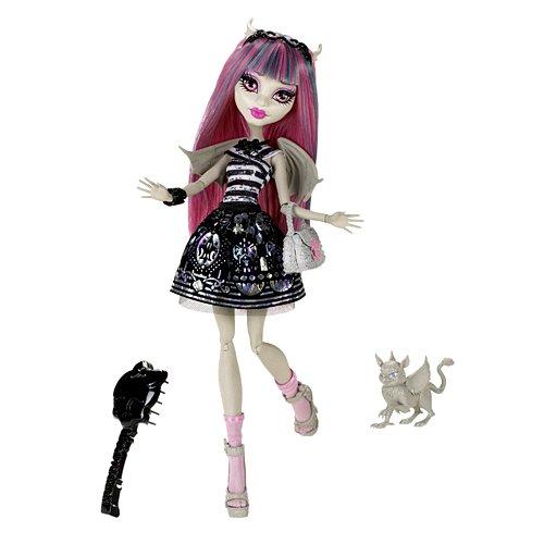 Monster High Doll Rochelle
