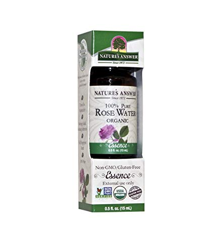 Nature's Answer 100% Pure Organic Essential Oil, 0.5-Ounce, ()