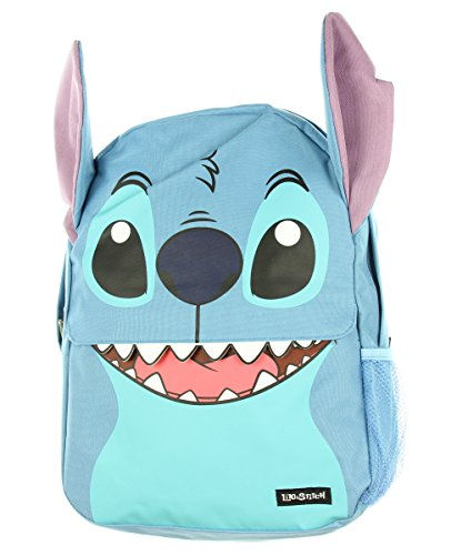 Loungefly Disney Lilo & Stitch Stitch Character Backpack ...