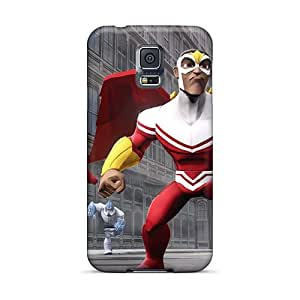 Protector Cell-phone Hard Cover For Samsung Galaxy S5 (wHV12110ucHD) Support Personal Customs Vivid Big Hero 6 Skin