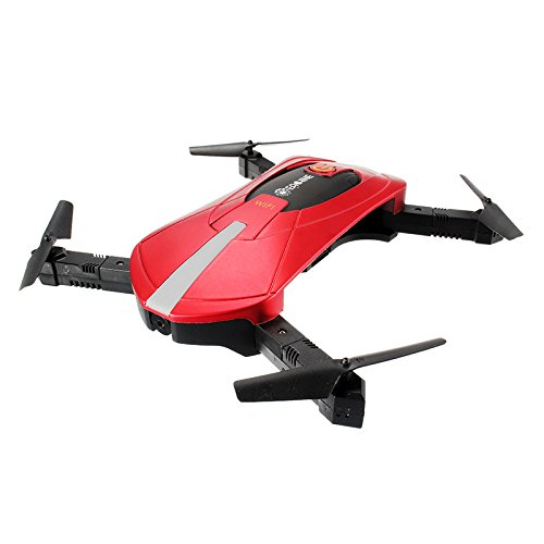Eachine E52 WiFi FPV Selfie Drone With High Hold...