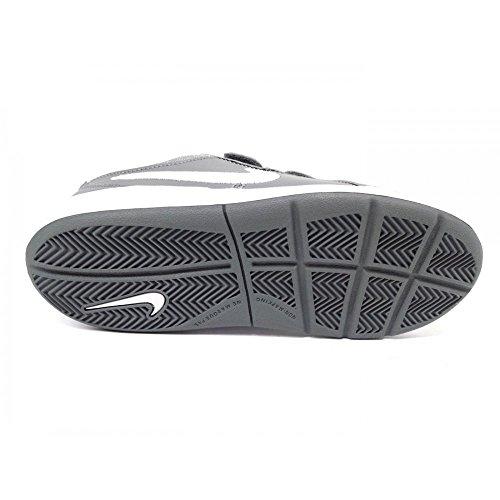 Nike Jungen Pico 4 (PSV) Tennisschuhe Weiß-Grau