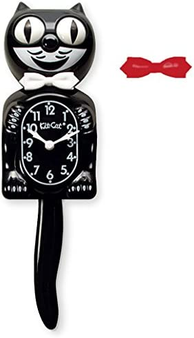 Kit Cat Klock Classic Black Clock product image