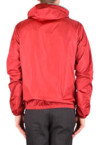 Uomo Outerwear Mcbi121021o Rosso Fay Giacca Poliammide HEqOnB
