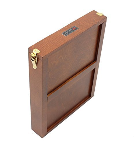 Sienna Wet Panel Box 9 x 12 / 8 x (Wet Canvas Carrier)