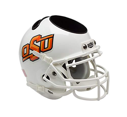NCAA Oklahoma State Cowboys Mini Helmet Desk Caddy