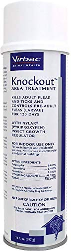 Virbac Knockout Area - Virbac Knockout Area Treatment Spray 14 oz