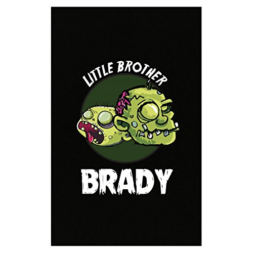 Prints Express Halloween Costume Brady Little Brother Funny Boys Personalized Gift - Poster]()