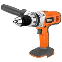 Ridgid 24V/18V Max Select Xli Lithium-Ion Hammer Drill Features