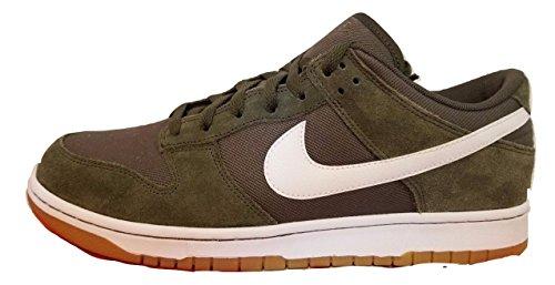 Nike Dunk Low Canvas Cargo Khaki Men's Basketball Shoes Size 9 Dunk Low Skate Shoes