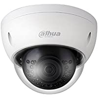 For Dahua IP Camera HDBW1420EP 4MP IR Mini-Dome Network Camera 2.8mm Fixed Len POE IP67 Night Version Outdoor ONVIF English Version