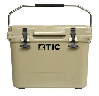 RTIC Cooler (RTIC 20 Tan) by RTIC