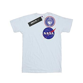 Camiseta nasa logo home