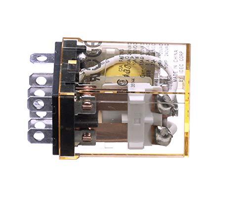 Alto Shaam RL-36100 Plug-in DPDT 10 Amp 12Vdc Relay - Dpdt Amp 12vdc 10 Relay