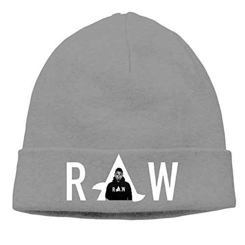 G-Star RAW Presents - Afrojack Beanie Hat Winter Hats Hipster - Knit Garnet Beanie