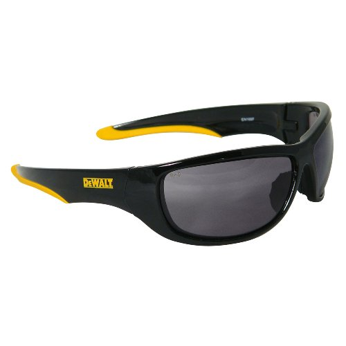 (DeWalt DPG94-2C Dominator Safety Glasses, Smoke)