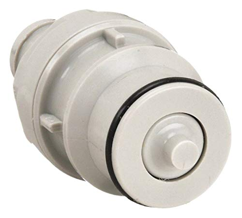 CPC (Colder) HFCD22812 CPC (Colder) HFCD22812 Quick-Disconnect Fittings, Valved Hose barbs Inserts, PP, 1/2