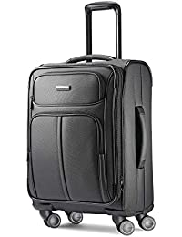 Leverage LTE Expandable Softside Carry On with Spinner...