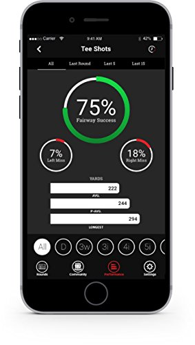Shot-Scope-V2-Unisex-Golf-GPS-Watch-and-Automated-Performance-Tracking-System