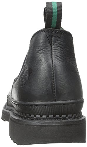 Georgia Boot Men's Twin Gore Romeo GR270 Work Boot,Black,6.5 M US by Georgia (Image #2)
