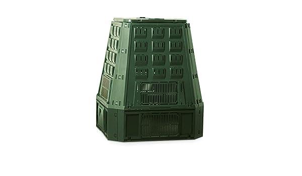 térmica bio 600 litros. compostador - Compostador verde ...