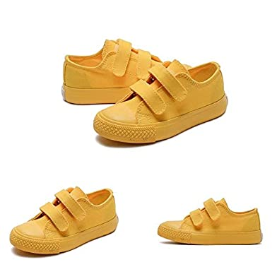 sold worldwide cheap for sale performance sportswear Casual Smart Canvas Breathable Sneaker Shoes for Kids: Buy ...