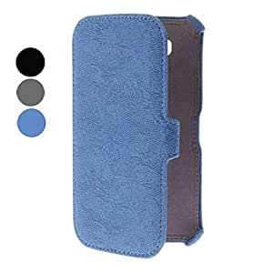 get Elegant Protective Full Body Case with Stand for Samsung Galaxy Grand DUOS I9082 (Assorted Colors) , Black