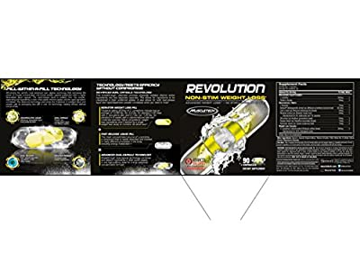 MuscleTech Hydroxycut SX-7 Revolution Non-Stim