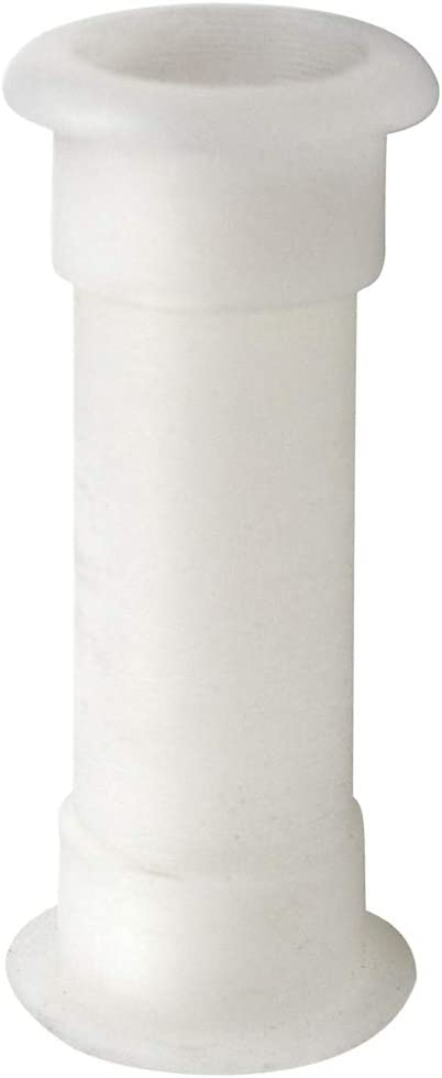 3//4-inch Homyl White Straight Thru-Hull Connection for Boats Yacht Hose 1-inch 1-1//4-inch,and 1 1//2 in 5//8-inch
