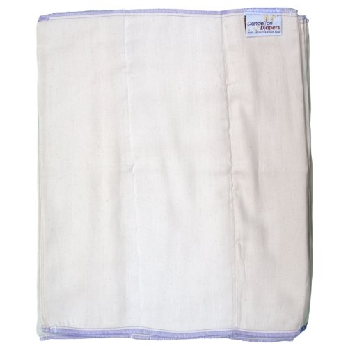 Dandelion Diapers Organic Prefolds Standard product image