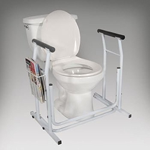 Preston - (For Drive Stand Alone Toilet Safety Rail ) by Preston Inc